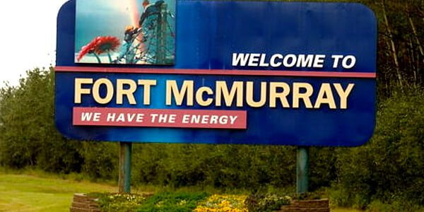 Moving from Fort McMurray to Edmonton