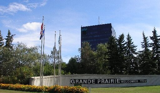 Moving From Grand Prairie to Edmonton
