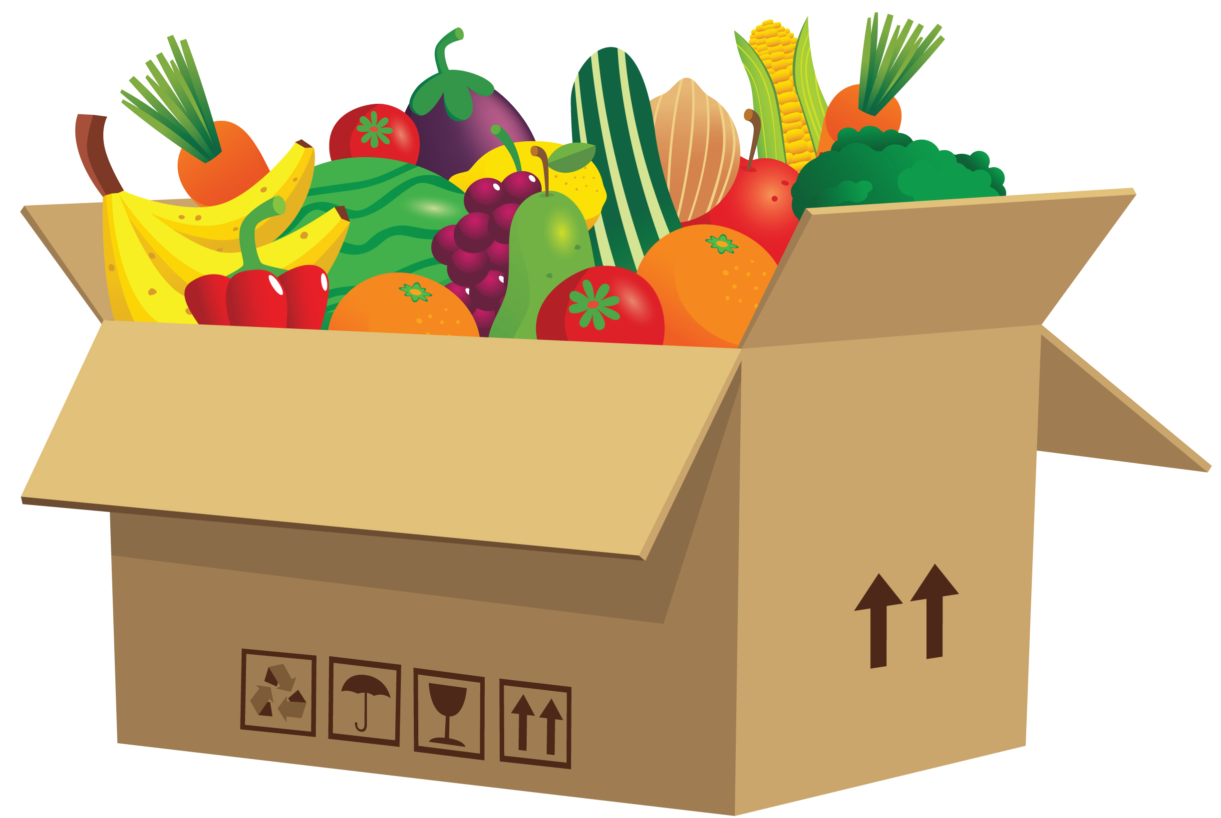 Tips for Moving Food