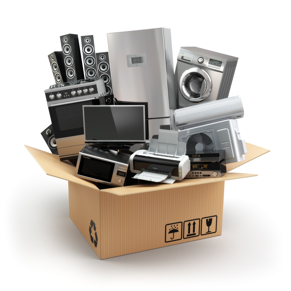 Tips for Packing Home Appliances