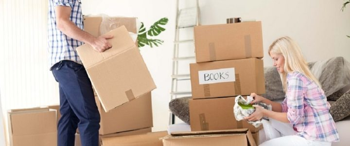 Edmonton Moving Tips: Moving into a New House