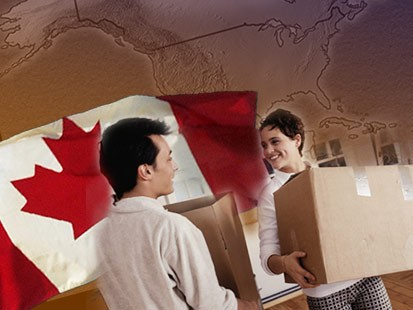 Moving Across Canada - Edmonton Movers