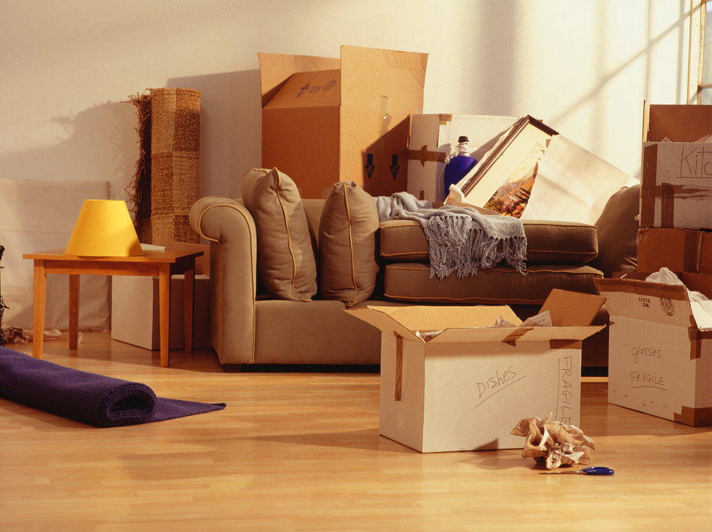 Tips for Moving Large Furniture - Edmonton Movers