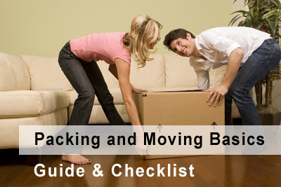 Edmonton Moving Tips: Basic Packing Guide & Moving Basics Checklist