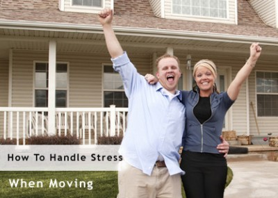 How to Handle Stress when Moving