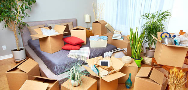 Edmonton Moving Tips: How to Pack up a Bedroom