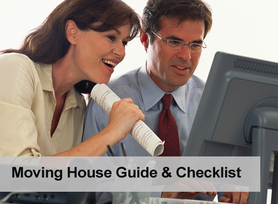 Moving House Guide & Printable Checklist - Movers Edmonton