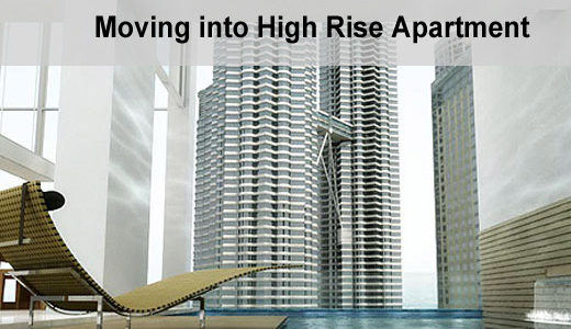 Edmonton Moving Tips: Moving into High Rise Apartment Guide