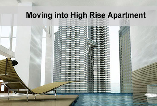 Edmonton Movers - Moving into High Rise Apartment Guide