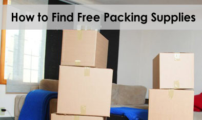 Edmonton Moving Tips: Where to Get Packing Supplies Free or Cheap